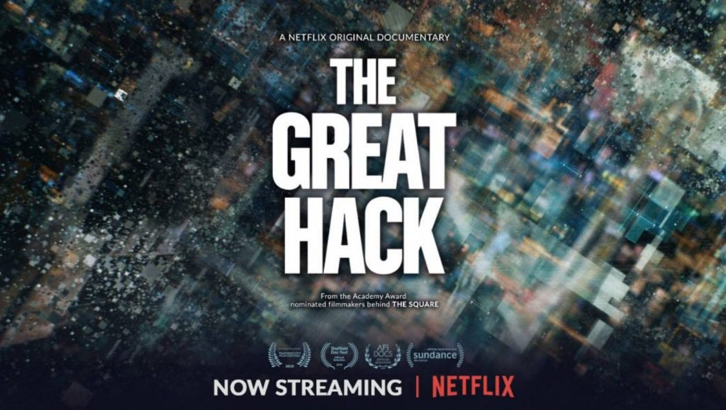 The Great Hack Netflix Documentary