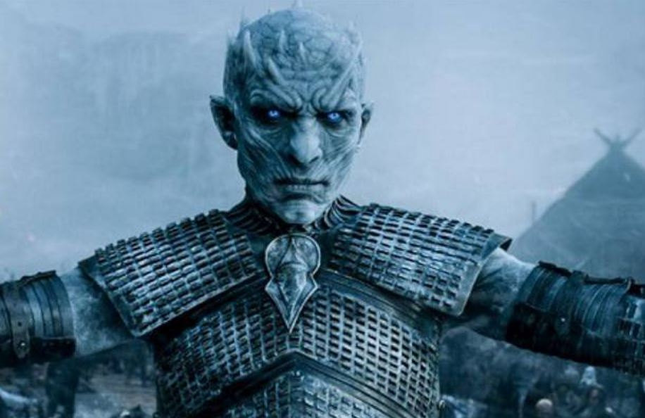 Vladimír Furdík as Night King
