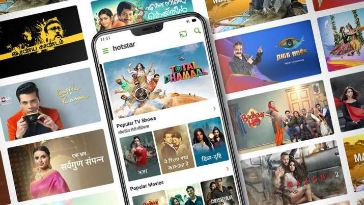 Hotstar Disney Plus for Free Movies and Shows