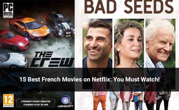 15 Best French Movies on Netflix You Must Watch