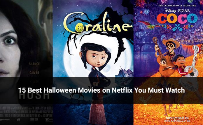 15 Best Halloween Movies on Netflix You Must Watch