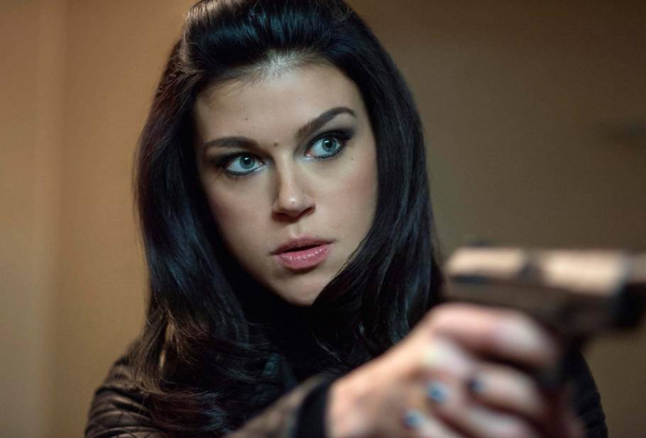 Adrianne Palicki as Ms. Perkins