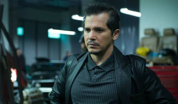 John Leguizamo as Aurelio