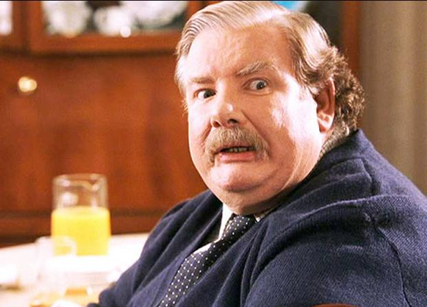Richard Griffiths as Uncle Dursley