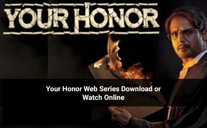 Your Honor Web Series Download or Watch Online