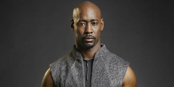 D.B Woodside as Amenadiel