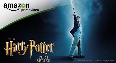 Harry Potter Movies on Amazon Prime Video