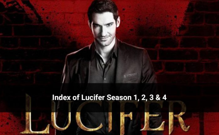 Index of Lucifer Season 1, 2, 3 & 4