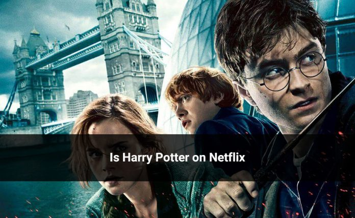 Is Harry Potter on Netflix