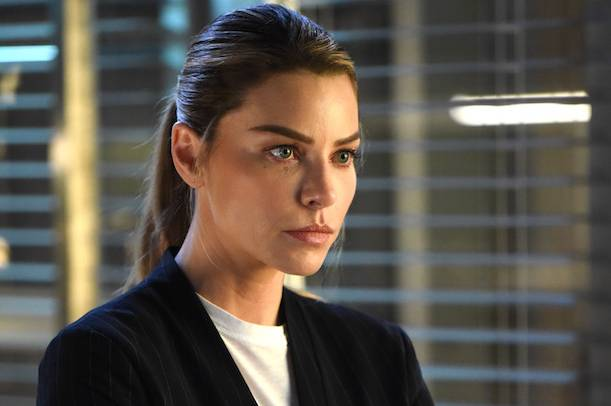Lauren German as Chloe Decker
