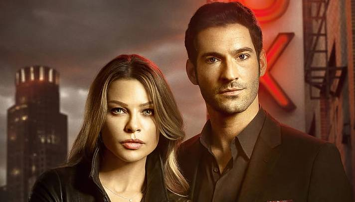 Lucifer Web Series on Netflix