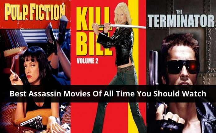 Best Assassin Movies Of Time