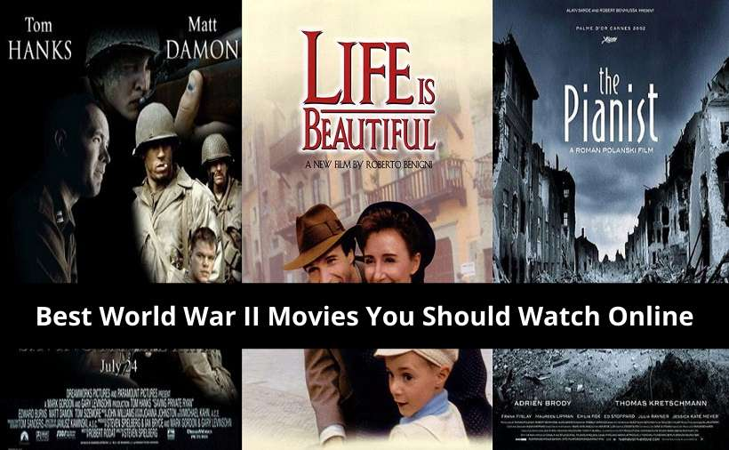 All Time Best World War 2 Movies Ever
