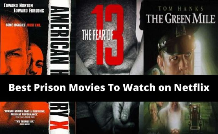 best prison movies on netflix