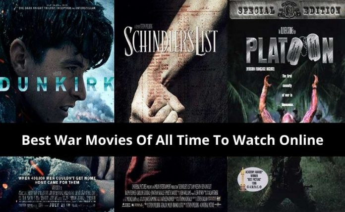 best war movies based on true events