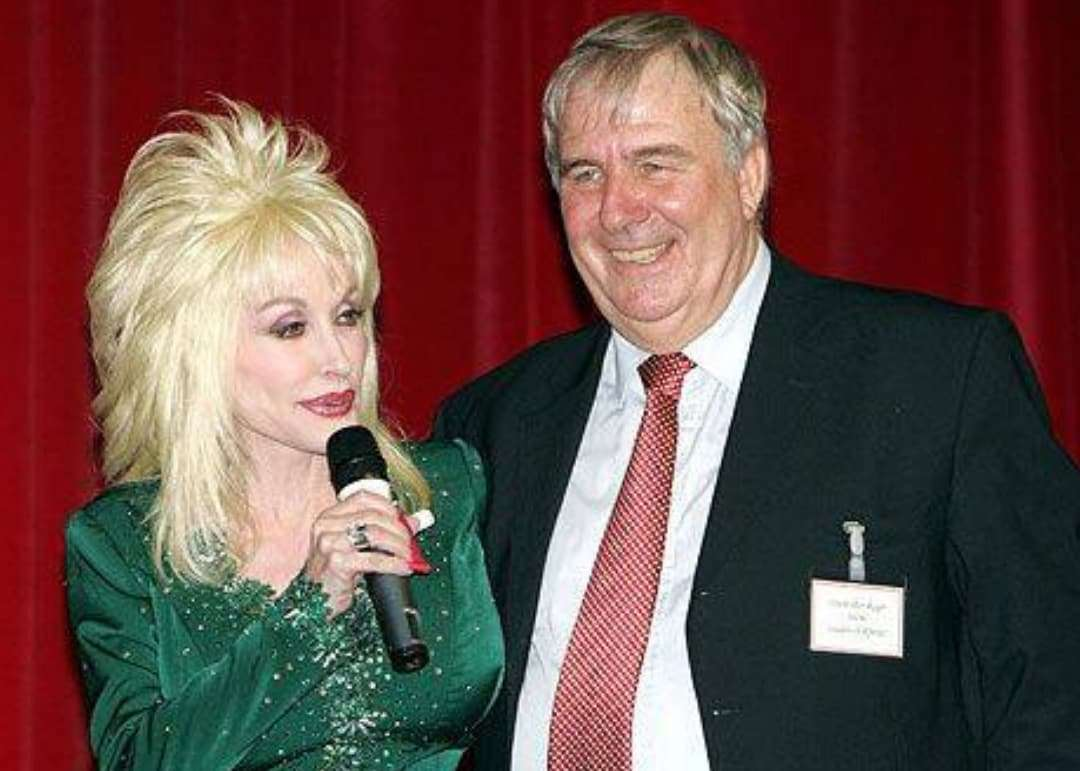 Carl Thomas Dean and Dolly Parton Together 1