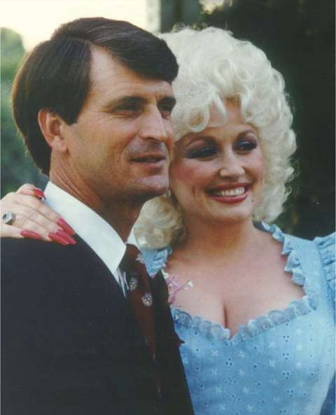 Carl Thomas Dean and Dolly Parton Together 2