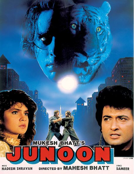 junoon movie poster