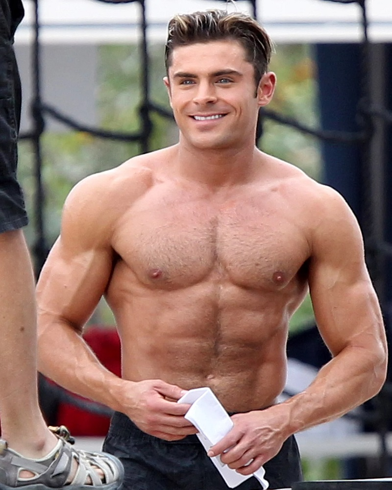 zac efron at his 30s