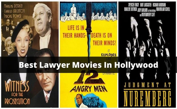 Best Lawyer Movies In Hollywood