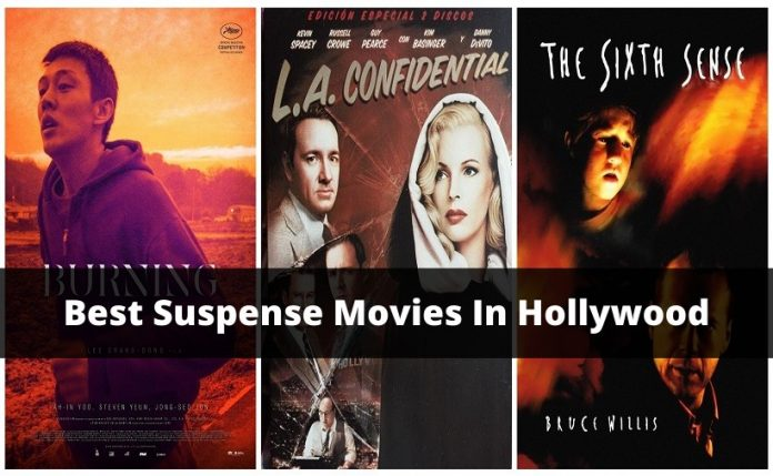 Best Suspense Movies In Hollywood