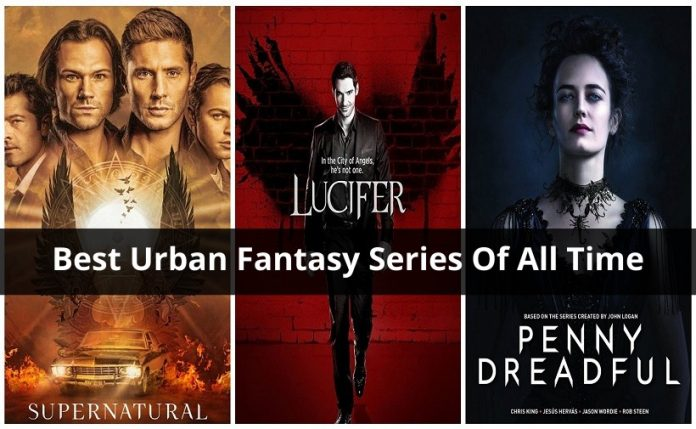 Best Urban Fantasy Series Of All Time
