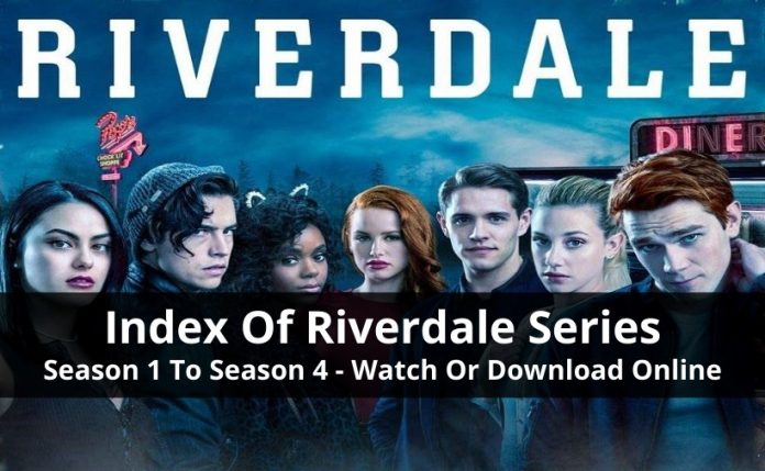 Index Of Riverdale Series