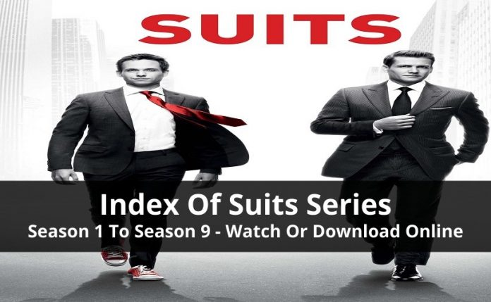 Index Of Suits Series