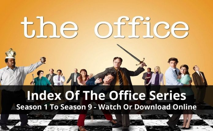 Index Of The Office Series