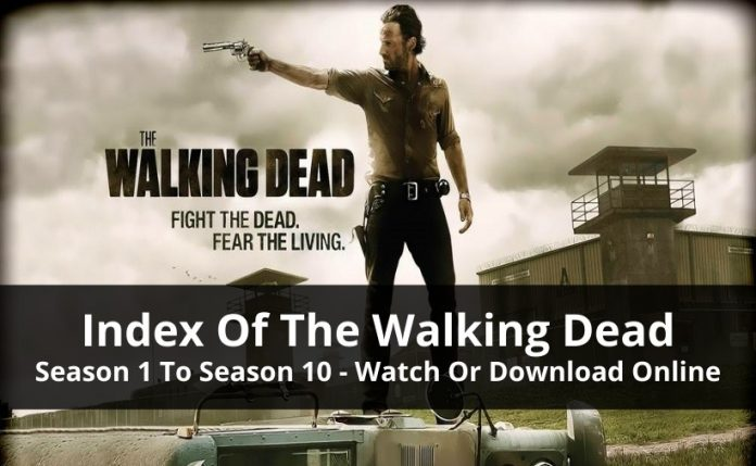 Index Of The Walking Dead