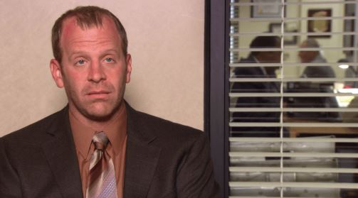 Toby Flenderson character pic