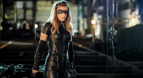 black canary character pic
