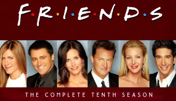 index of friends season 10