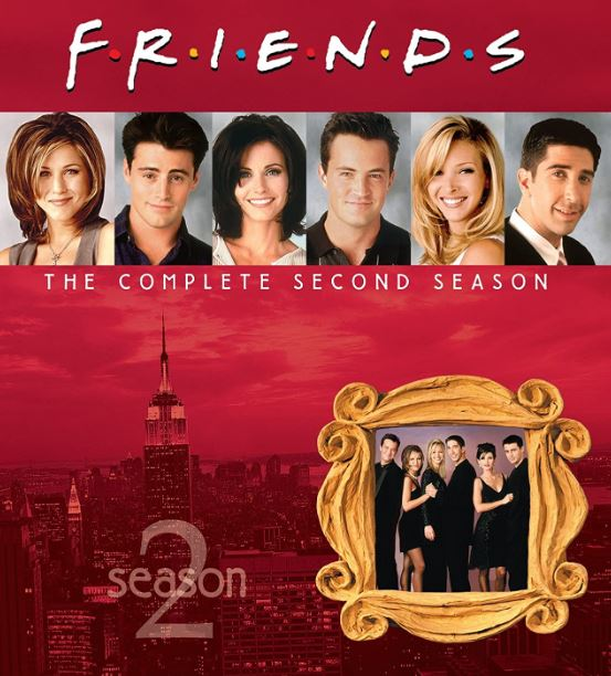 index of friends season 2