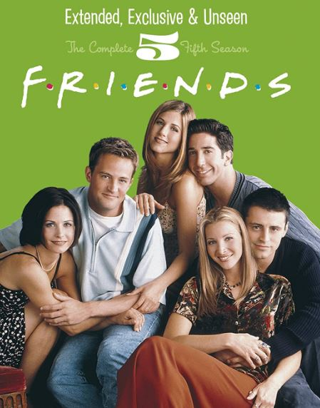 index of friends season 5