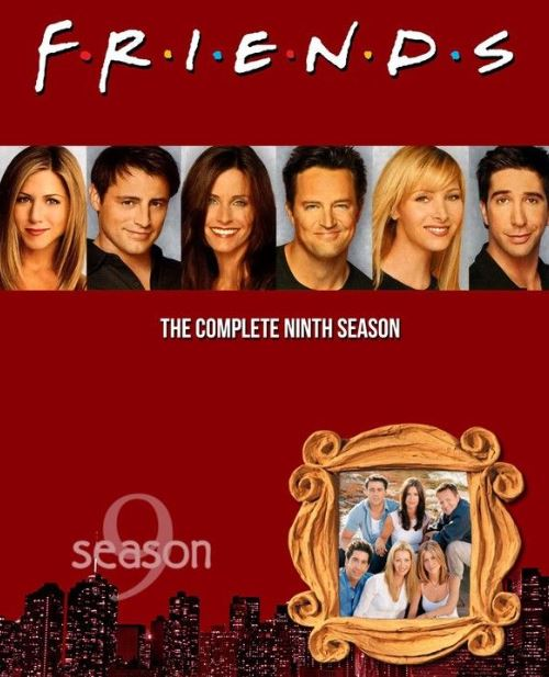 index of friends season 9