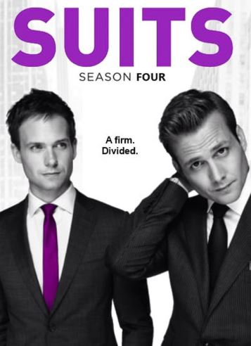 index of suits season 4