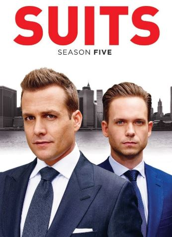 index of suits season 5