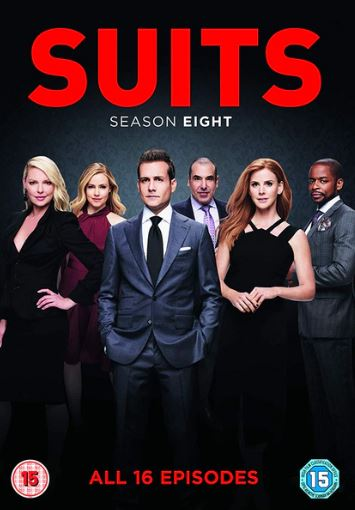 index of suits season 8