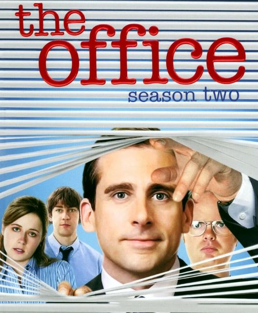 index of the office season 2