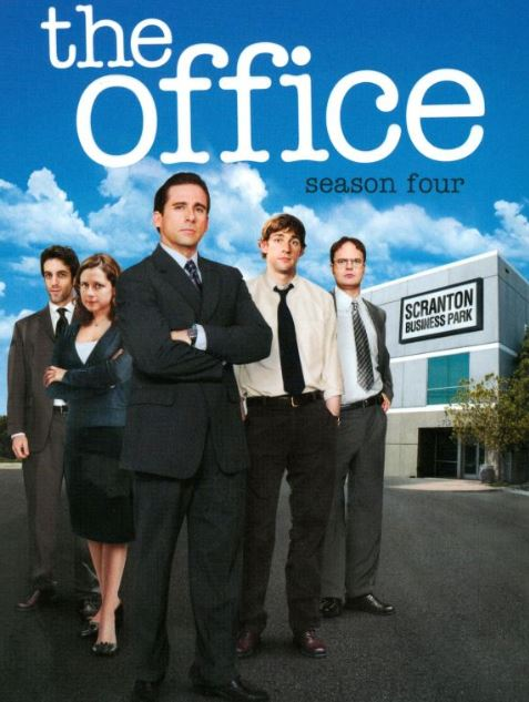 index of the office season 4