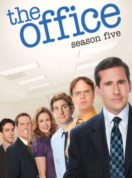index of the office season 5