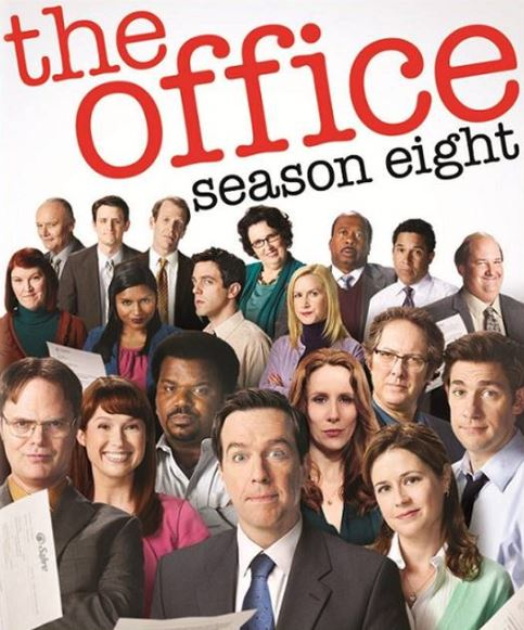 index of the office season 8