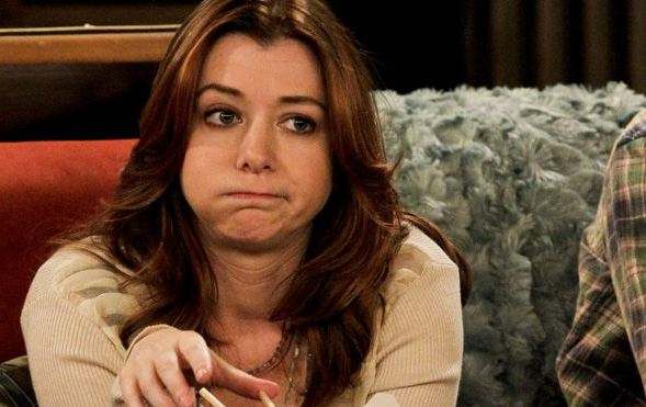 lily aldrin character pic