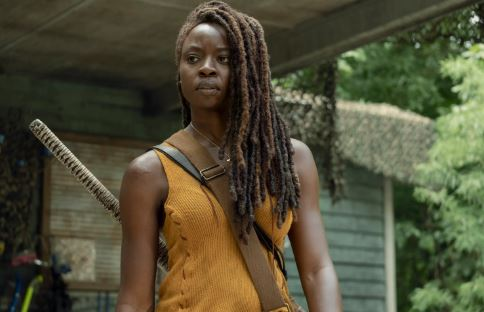michonne character pic