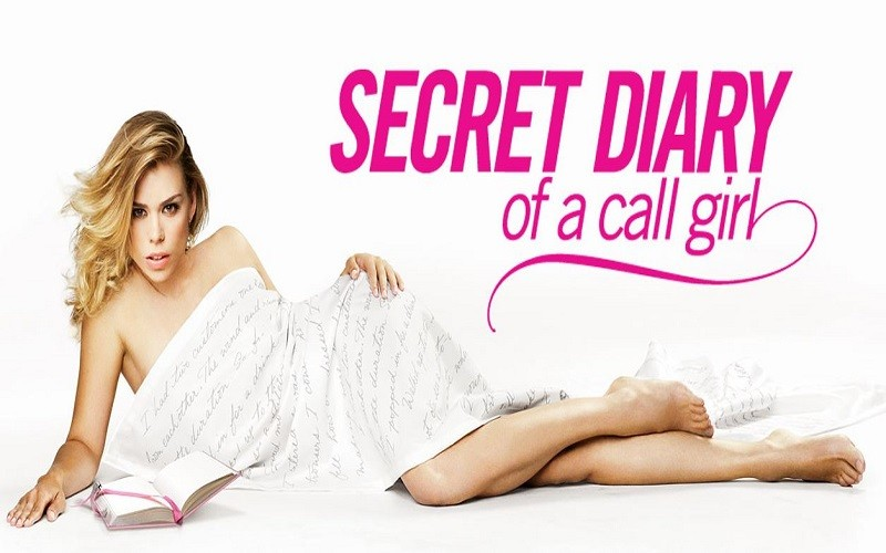secret diary of a call girl tv show poster