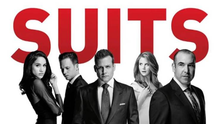 suits series poster