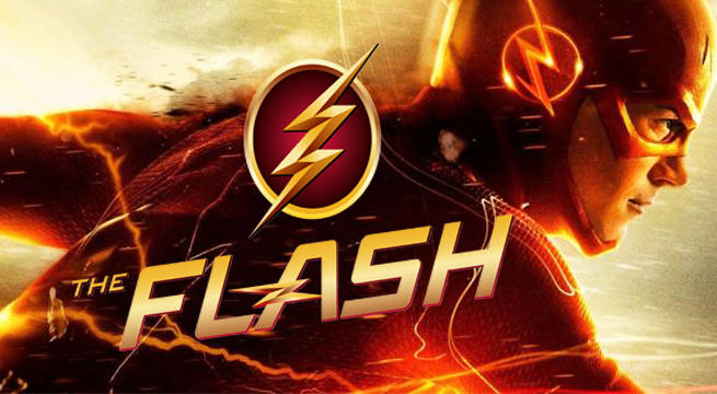 the flash tv show poster