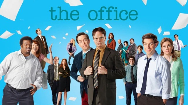 the office series poster