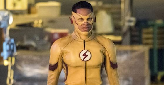 wally west character pic
